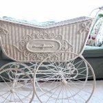 Unser ältestes Schmuckstück ist da - ein 120 jähriger Antik Kinderwagen